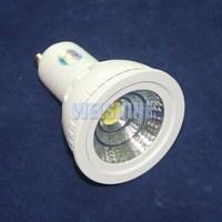 30X  Sharp MR16 led 10W gu10 cob led lamp Led Spotlight AC85-265V CE/RoHS Warm/Cool White,Free Shipping(4000K available))