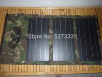 18V 30W Foldable Solar Panel Portable Folding Solar Charger Solar Panel External Battery Charger Backup For Laptops/Computer