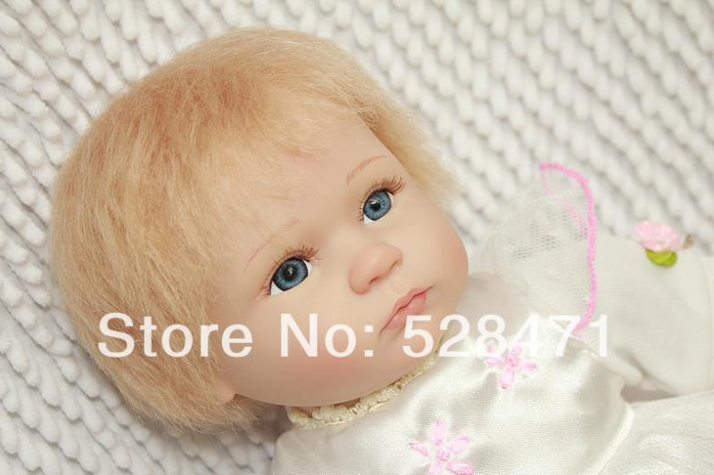 Кукла NPK reborn baby reborn NPK6005E stuffed toys about 55cm npk bonecas silicone reborn baby dolls safe and big eyes for 22inch soft vinyl alive baby toy for girls