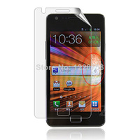 P 10pcs Free shipping  New Screen Protector Guard for Samsung GALAXY S2 i9100 E4036
