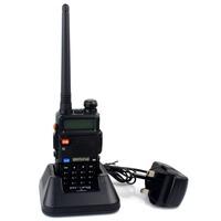 New baofeng UV 5R Radio Walkie Talkie Pofung UV-5R 5W FM Radio 128CH VHF+UHF DTMF VOX Dual Band Portable CB Two Way Radio A7108A