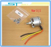 DJI Phantom 2 Vision And DJI Phantom 2 Quadcopter Spare Part CCW motor part 6 Free Shipping 2014 hot original supernova sale