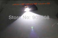For MITSUBISHI Outlander/ASX/Lancer/Pajero Car LED shadow logo Lights Welcome Light Door Step Ground Projecting Lamp car styling