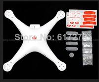Dropshipping  2014 hot DJI Phantom 2 Vision And DJI Phantom 2 Quadcopter Spare Part Body Shell Replacement