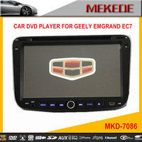 latest new MTK system!Car radio tape recorder  GPS navigation for Geely emgrand EC7  with 3G usb host, IPOD,DVD,ATV,BT,FM