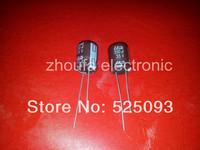 Free shipping  Electrolytic capacitor  330UF  35V   35V  330UF  volume 10*12