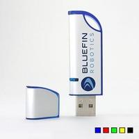 Free DHL/EMS Custom LOGO Curve Knife shape USB Flash Drive pen drive memory stick pendrive wholesale cheap 128MB 2GB 4GB 8GB