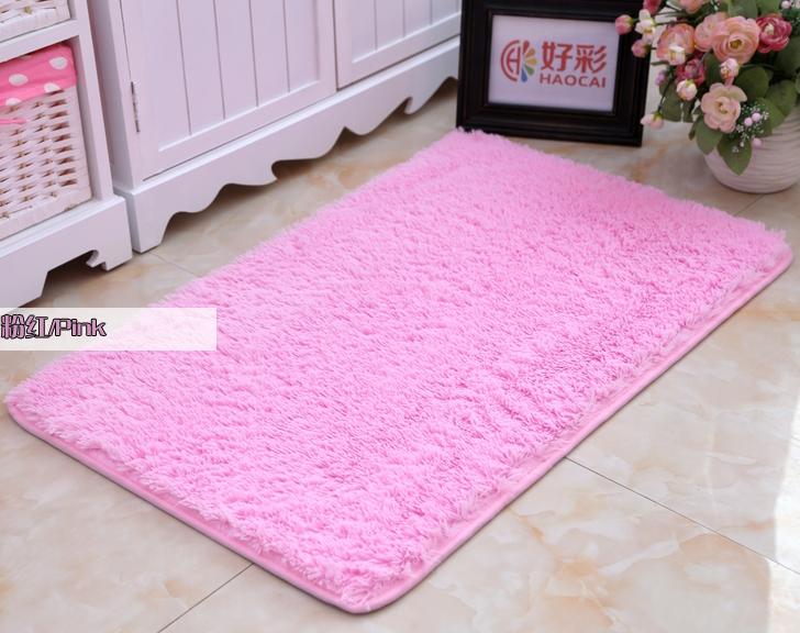 Comentry Floor Mats : Comentry Floor Mats : 50*80cm Anti-slip floor mat bathroom toilet ...