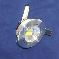 new Cob Recessed led downlight cob 6W 10W  LED Spot light led ceiling lamp AC 110V 220V
