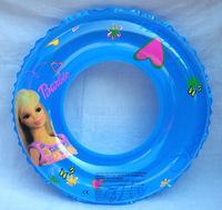 Barbie swim ring/lifebuoy swim ring 3 random send the new color