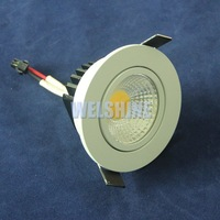 Super 6W/10W dimmable LED COB Ceiling Light Cool White/Warm White LED Down Light