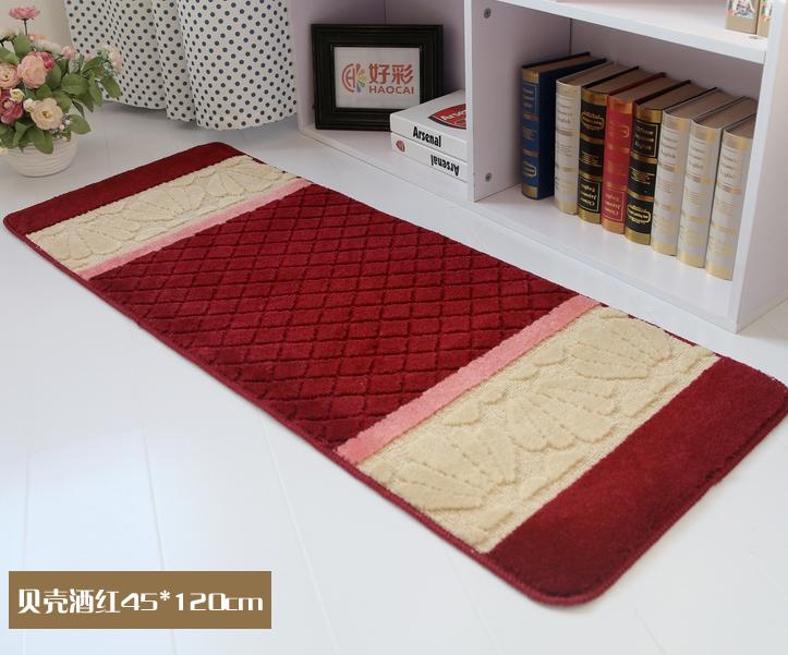 45 120cm Home Decoration Hall Parlor Floor Carpet Bedroom Living Room Area Ru