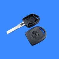 10pcs/lot Car Keys Fob Shell For Volkswagen B5 Passat Transponder Key