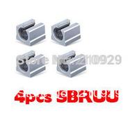 12mm Linear Guides rail bearings block 4 SBR12UU