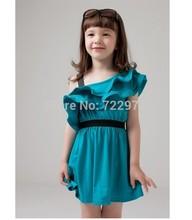 girls ruffle dress price