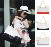 Hot Fashion Women Satchel Shoulder Purse Handbag PU Leather Large Tote Bag HOBO