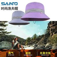 camping quick-drying cap Fisherman hat sunscreen cap prevented bask Uv protection cap