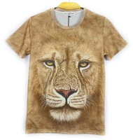 Free shipping 2014 Fashion Stereoscopic 3D sexy Naked Woman pattern short-sleeved T-shirt erotic Amative novelty Nude shirt
