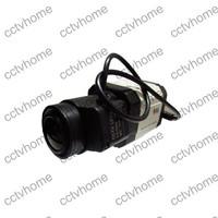 """1/3"""" Sony Super HAD 600TVL 2.8-12mm Auto IRIS Lens Bullet OSD CCTV Box Camera system"""