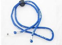 10pcs/lot Sports eyewear belt glasses bandage rope  cord strap rubber strength length adjustable