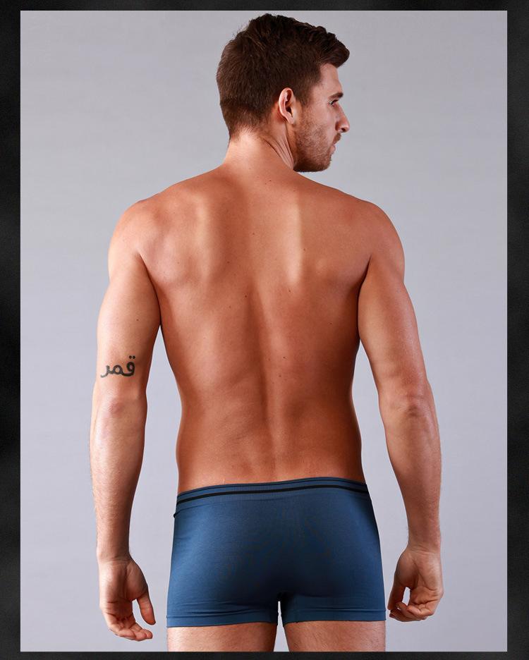 Seamless Boxers Underwear