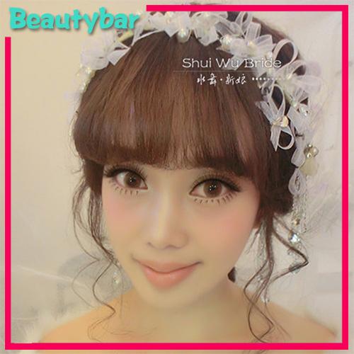 Free Shipping Sweety Handmade Bridal Wedding Hair Accessory Marriage FLower Hair Wreath