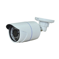 1.0MP IP camera support android phone view 720P Bullet camera waterproof for CCTV system video surveillance network camera IR