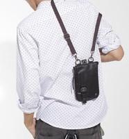 Hot sales!Fashion man mini bags,outdoor sports recreation bag,men's Waist Pack messenger bag,inclined shoulder bag