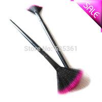 professional nylon hair fan makeup brush powder brush facial brush tool