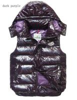 men/women down vests jacket.