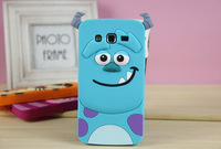 Free Shipping For Samsung Galaxy Grand 2 G7106 case new Monster university Sulley Marie Alice Cat slinky cell phone cases covers