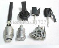 for Ford Focus Lock cylinder (complete set for door , ignition )