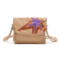 2014 summer women messenger fashion star small bag casual messenger bag free shipping