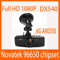 Super Night Vision DX540 Novatek 96650 Full HD Camcorder Best Dash Camera  support WDR + Motion detection + H.264 + G-Sensor