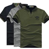 2014 summer new men's T-shirt 100% cotton high quality brand men's T-shirt M/3XL