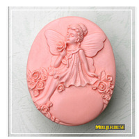 DIY soap mold silicone mold handmade soap candles birthday cake mold