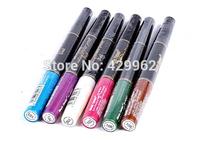 12pcs/lot 2 In1 Waterproof Long Lasting Matte  pigment Eyeshadow Eye Shadow  Stick  Pencil Emerald