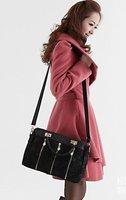 Hotsale New MMLOVE Lace Designer PU Handbag 2013 HOTSALE!! Lace Bags Wholesale Z024
