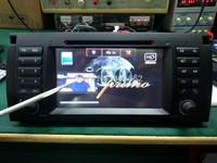 car multimedia dvd player for BMW E39 E53 X5 with RDS Radio GPS bluetooth TV USB SD Wifi Stereo Auto Audio Video