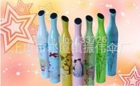 Bottled umbrella, vase umbrella, advertising umbrella, gift umbrella