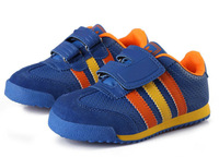 2014 New Spring autumn breathable gauze baby children shoes male female single shoes child velcro child sport shoes 25- 36