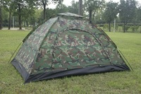 free and fast shipping wholesale Outdoor casual camping tent double single tier Camouflage tent rain tents lovers tent