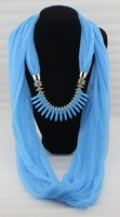 The new 2014 pendant fashion pure color scarf to Europe and the United States sell like hot cakes free delivery