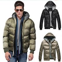 Down & parkas 2014 winter jaqueta masculina outdoors winter jacket men thicken jaquetas masculinas inverno men's winter jacket