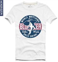 Agitation Men render unlined upper garment  plus size clothes male 100% cotton short-sleeve game T-shirt S-XXXL free shipping