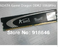 Free shipping Original ADATA Game Dragon 2GB/4GB/8GB Kit DDR2 1066MHz /Desktop Memory RAM/DDR2-1066/CL=5/Single-strip/Available