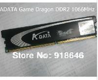 Free shipping Original ADATA Game Dragon 2GB/4GB/8GB Kit DDR2 1066MHz /Desktop Memory RAM/DDR2-1066/CL=5/Single-strip/Available