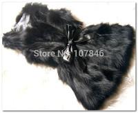 Autumn Winter Genuine Real Raccoon Fur Vests Women Fur Slim Waistcoat Female Trench Outerwear VK1459