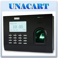 Biometric Fingerprint Time Attendance Clock +TCP/IP Employee Software Function K100