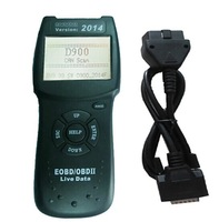 2014 OBD2 EOBD Scan Tool D900 Scanner Live PCM Data Code Reader Diagnostic